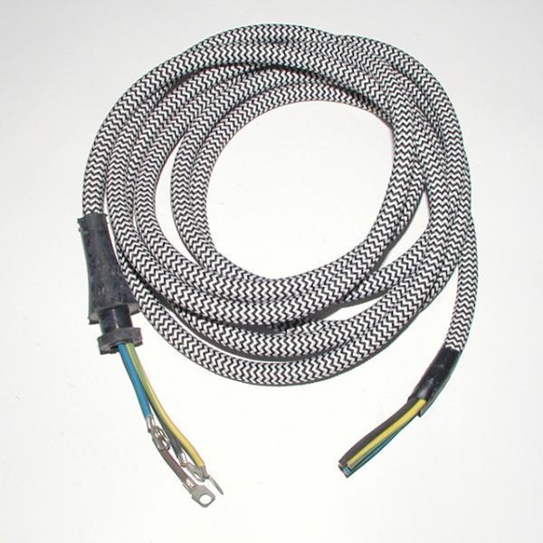 Câble électrique pour fer à repasser